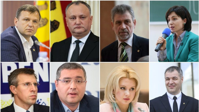 Moldova Curată: Profilurile de integritate ale candidaților la prezidențiale – averile și interesele celor 8 competitori (Revista presei)