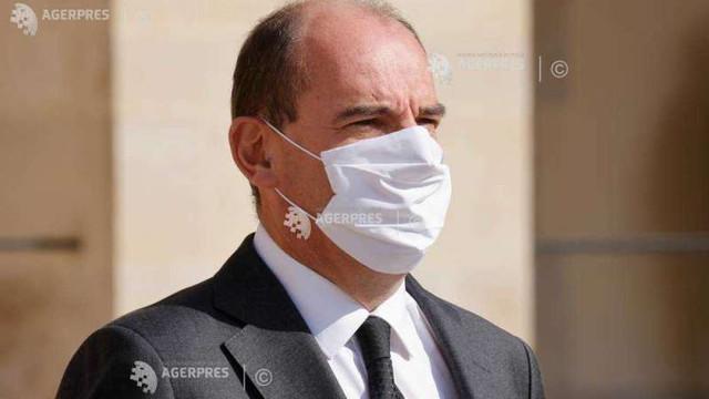 Premierul francez nu exclude carantine locale în fața celui de-al doilea val de coronavirus