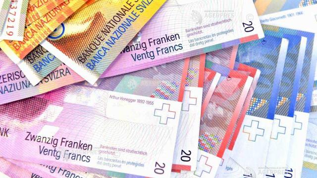 Declinul economiei Elveției în 2020 ar urma să fie mai puțin sever decât s-a estimat