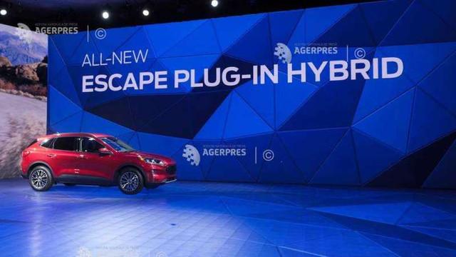Ford amână producția SUV-ului Escape până în 2021, pe fondul problemelor înregistrate în Europa