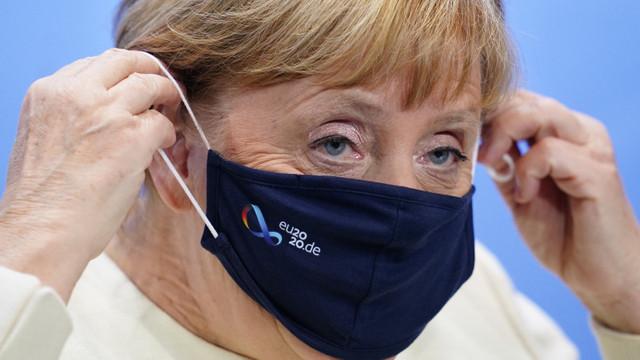 Angela Merkel anunță noi măsuri anti-COVID în Germania: