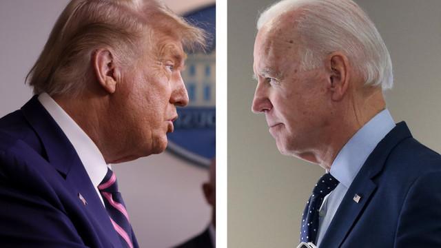 Alegeri în SUA | Trump și Biden: stiluri opuse și confruntare pe tema coronavirusului