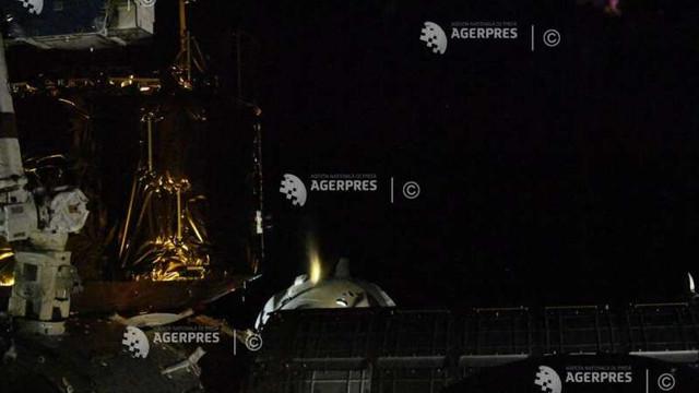 Presiunea aerului de pe ISS continuă să scadă, în pofida unei reparații recente