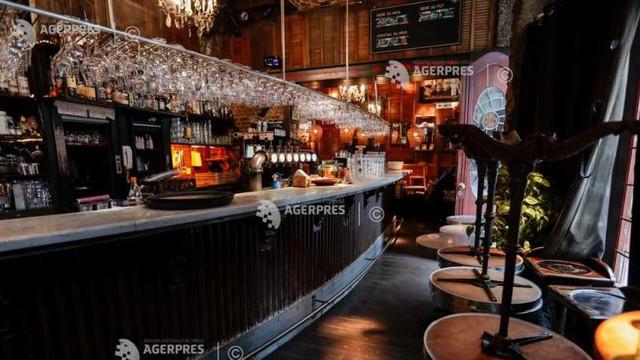 Coronavirus: Cafenelele și restaurantele din Belgia vor fi închise de luni pentru patru săptămâni