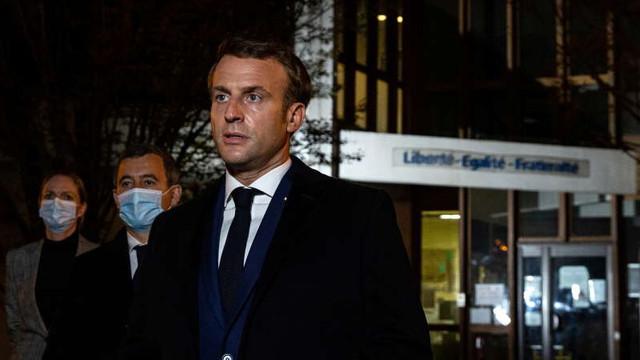 Profesor decapitat într-un atentat terorist în Franța: ''Ei nu vor câștiga'', transmite Macron națiunii, referindu-se la extremiști