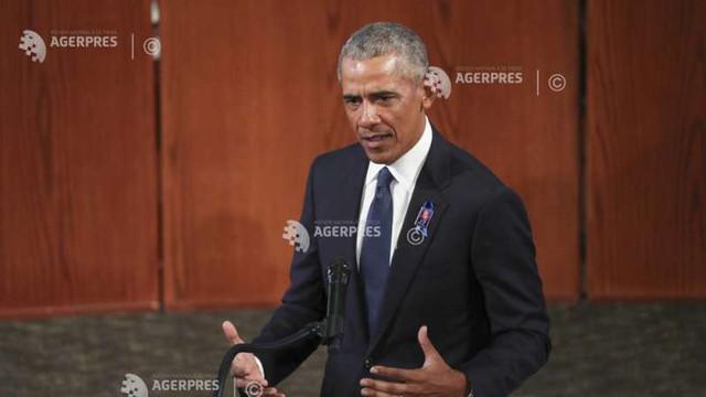#alegeriSUA Obama se va deplasa săptămâna viitoare pe teren pentru a-l susține pe Biden