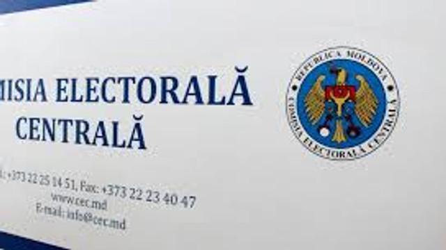 CEC a aprobat în ședința de sâmbătă tipărirea a 2 934 017 de buletine de vot pentru scrutinul prezidențial din 1 noiembrie