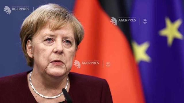 Coronavirus: Angela Merkel le cere germanilor să stea acasă pentru a evita propagarea COVID-19