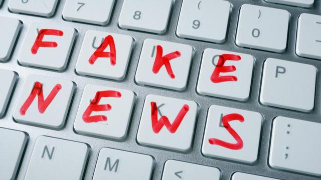 ALEGERI PREZIDENȚIALE/Atenție la fake news