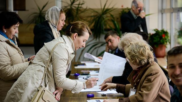 Alegătorii pot solicita de astăzi votarea la locul aflării