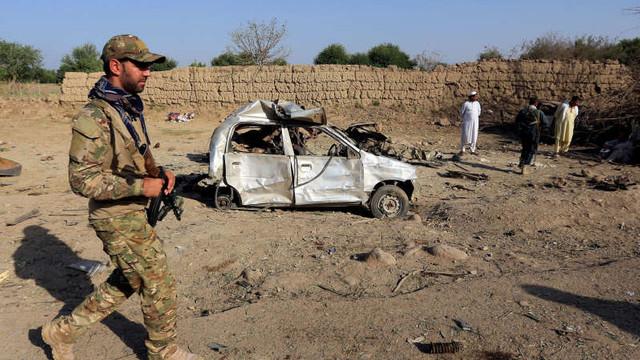 Exploxia unui automobil-capcană a ucis cel puțin șapte oameni în Afganistan