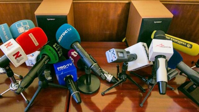 Igor Dodon a avut cele mai multe apariții în lumină pozitivă la posturile TV, raport CJI