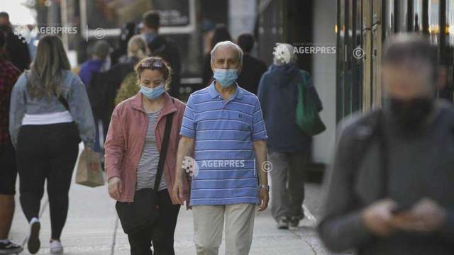 Coronavirus: Canada a depășit pragul de 200.000 de cazuri