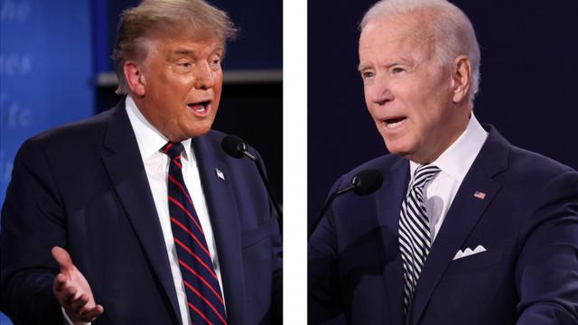Ultima dezbatere prezidențială Trump-Biden se va desfășura cu microfoanele închise. Trump: Este foarte nedrept