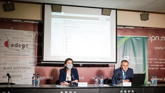 ADEPT a lansat o pagină web dedicată alegerilor prezidențiale