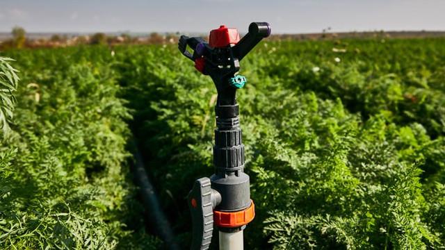 Accesul la irigare susținut de SUA sporește investițiile în agricultura performantă