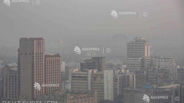 Coronavirus: 15% dintre decesele COVID-19 ar putea fi legate de poluarea atmosferică