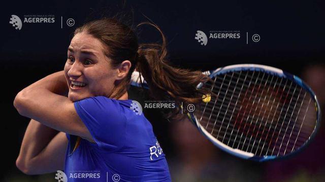 Tenis: Monica Niculescu, învinsă în sferturile probei de dublu la Ostrava (WTA)