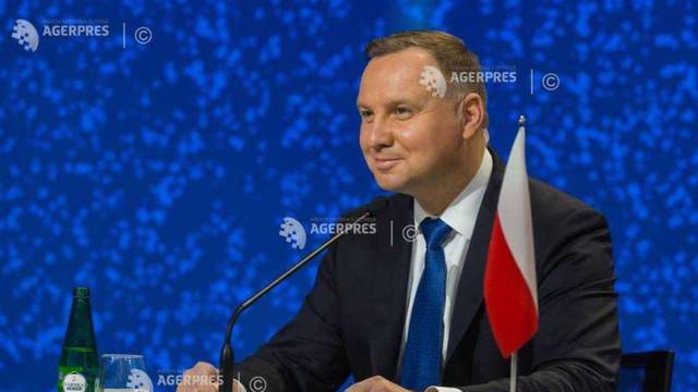 Președintele Poloniei este infectat cu COVID-19