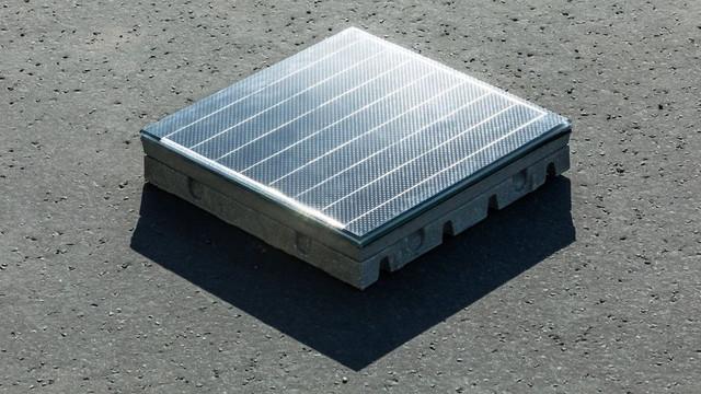 O companie din Ungaria produce pavaje solare pentru alimentarea cu energie a clădirilor