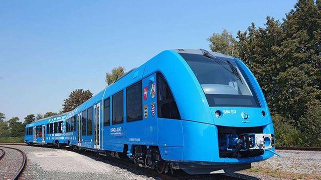 O stație de alimentare pentru cea mai mare flotă de trenuri pe hidrogen din lume va fi construită la Frankfurt