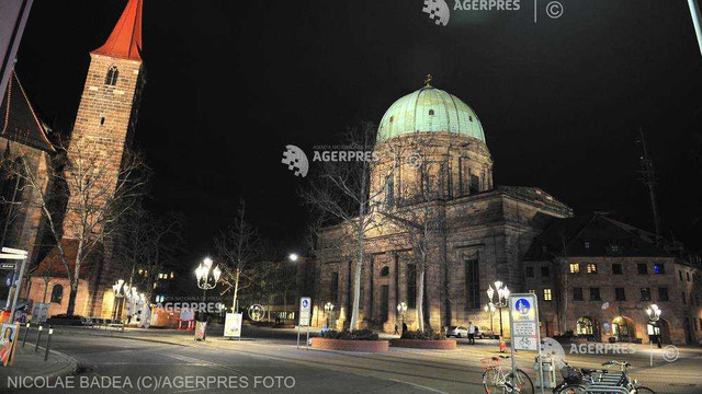 Coronavirus/Germania: Târgul de Crăciun din Nurnberg, cunoscut pe plan mondial, anulat anul acesta
