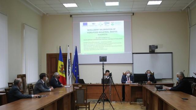 Universitatea Tehnică va beneficia de suportul UE în cadrul unui proiect transfrontalier