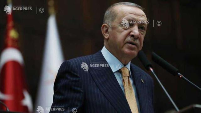 Erdogan acuză Moscova că nu dorește o ''pace durabilă