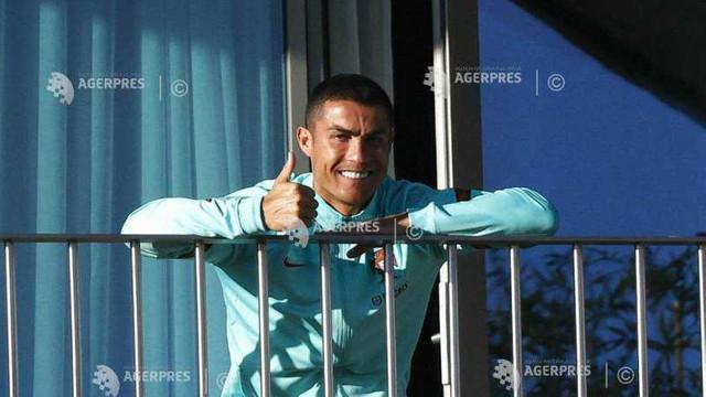 Fotbal/Coronavirus: Cristiano Ronaldo ratează și meciul lui Juventus cu FC Barcelona, din Liga Campionilor