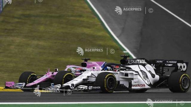 Auto - Formula 1: Marele Premiu de la Imola va avea loc fără spectatori