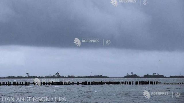 Cel puțin un mort după ce uraganul Zeta a atins uscatul în Louisiana