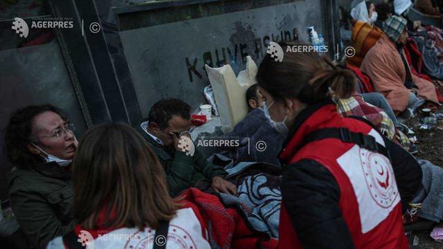 Bilanțul morților cutremurului în vestul Turciei a urcat la 25
