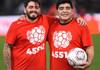 Presă: Fiul lui Maradona, tratat în Italia de coronavirus, a fost externat din spital și vrea să ajungă în Argentina