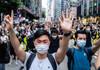 Un protestatar din Hong Kong, condamnat la aproape 2 ani de închisoare pentru că a aruncat cu ouă în poliție