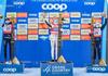 Schi fond: Norvegienii Therese Johaug (feminin) și Johannes Klaebo (masculin) au câștigat, la Ruka, cursele de urmărire