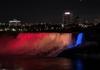 De 1 Decembrie, Cascada Niagara va fi luminată în culorile drapelului românesc