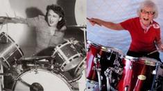 Ora de muzică | Prima bateristă din lume, Viola Smith (1912-2020)