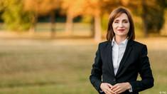 Maia Sandu: Suntem recunoscători UE pentru decizia de astăzi de a aloca 50 de milioane de euro pentru R.Moldova