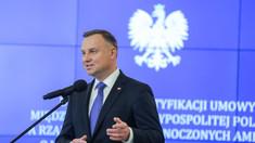 Președintele Poloniei, Andrzej Duda, a invitat-o pe Maia Sandu la Varșovia