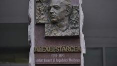 O placă în memoria compozitorului Alexei Stârcea a fost inauguratăla Chișinău (AUDIO)