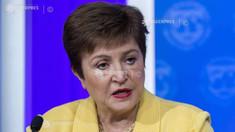 Șeful FMI cere menținerea stimulentelor, deoarece economia mondială ''nu a depășit perioada critică''