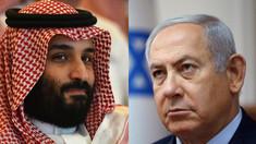 Benjamin Netanyahu s-a fi întâlnit în secret cu prințul moștenitor saudit