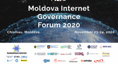La Chișinău a fost lansat primul Forum Național de guvernanță a Internetului