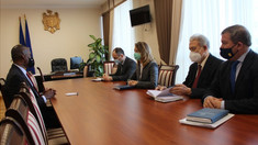 Vicepremierul pentru reintegrare a avut o întrevedere cu ambasadorul SUA