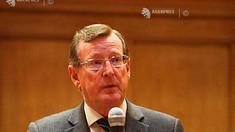 David Trimble, laureat al Premiului Nobel pentru Pace, îi nominalizează pe prim-ministrul israelian și prințul moștenitor al Emiratelor Arabe Unite