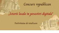 """Au fost desemnați câștigătorii Concursului republican """"Istorii locale în povestiri digitale"""""""