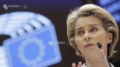 Von der Leyen: Urmează zile decisive pentru negocierea acordului post-Brexit