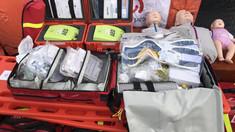 Polonia donează echipament de prim ajutor în situații de risc