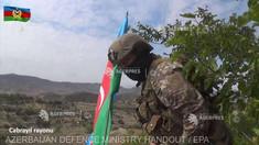Armata azeră a preluat sub controlul său al doilea district din zona tampon de lângă Nagorno-Karabah