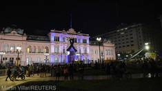 Fotbal: Trupul neînsuflețit al lui Diego Maradona a fost depus la Palatul prezidențial din Buenos Aires